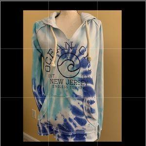 Ocean Drive cotton hoodie
